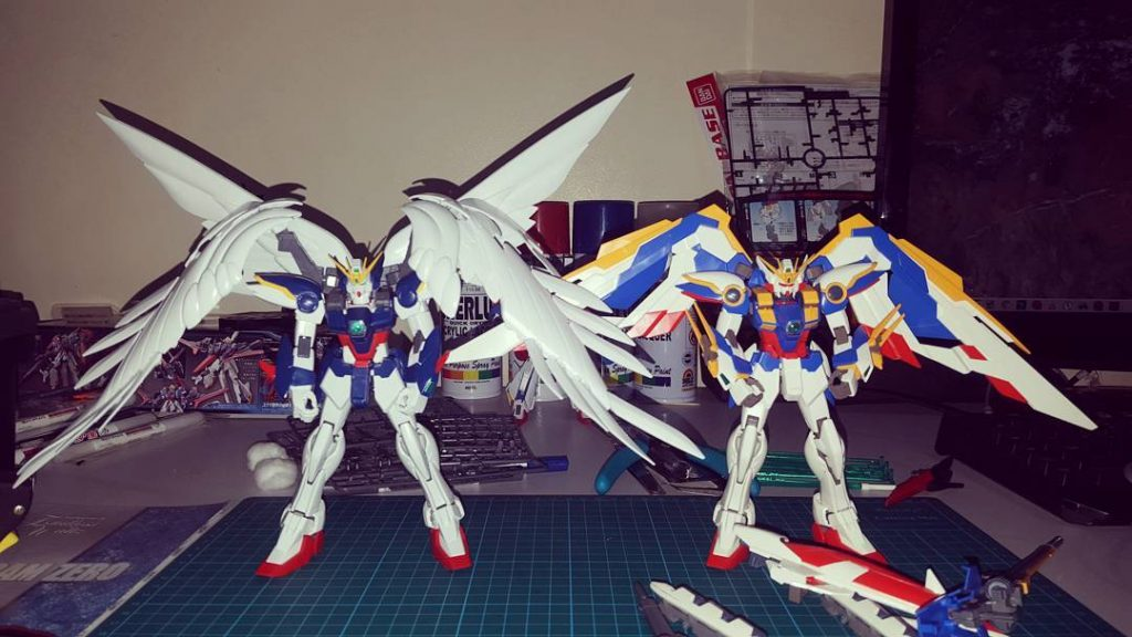 Wing Gundams
